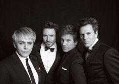 Duran Duran in Paper Magazine.