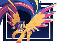 Rainbow POWER(ED) Contest Entry by kilala97 on deviantART