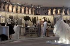 Dior workroom