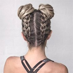 35 cool braids for back to school hairstyle hair hair, long Teen Hairstyles, Natural Hairstyles, Halloween Hairstyles, Holiday Hairstyles, Plaits Hairstyles, Hairstyles 2018, Summer Hairstyles, Simple Hairstyles, Pretty Hairstyles