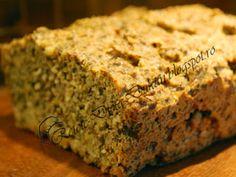 Retete Dieta Dukan: Paine Dukan Banana Bread, Healthy, Desserts, Food, Tailgate Desserts, Deserts, Eten, Postres, Dessert