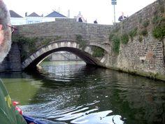 Brugge - Bruges Goudenhandbrug 2004 - foto: Eddy Dubruqué -