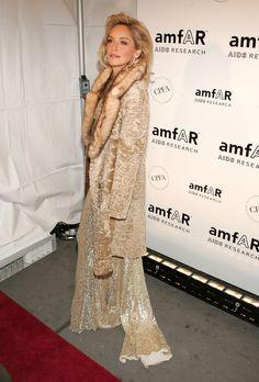 Sharon Stone amfAR Nova York 2012