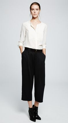 Women's Pants, Chinos and Trousers | Club Monaco