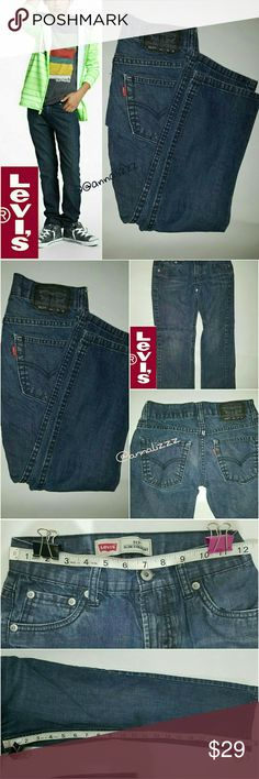 KIDS Boys LEVI'S JEANS Previously Loved Still in good condition Levi's Bottoms Jeans