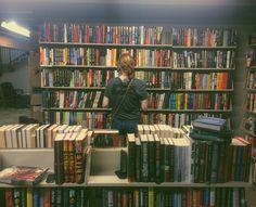 #vsco #vscocam #books #bookstore #supernatural #tattoo #📚
