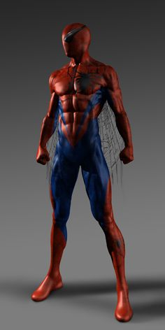 THE AMAZING SPIDER-MAN - Unused Suit Designs and Concept Art - News - GeekTyrant