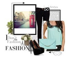 """London streets"" by charbellaayoub ❤ liked on Polyvore featuring WALL, Ted Baker, Tiffany & Co., Wet Seal, Kirra, VC Signature and Jayson Home"