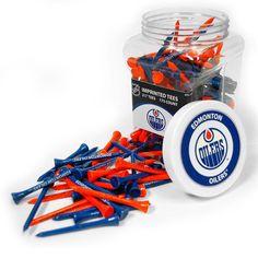 Edmonton Oilers NHL 175 Tee Jar