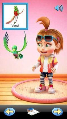 Tic Tic - Kinderapp zum Sprachen und Sprechen lernen