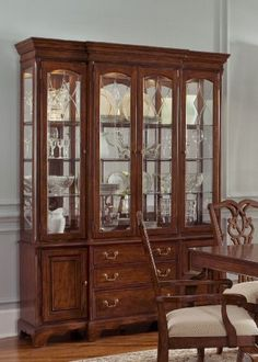 Liberty Furniture Ansley Manor Buffet U0026 Hutch