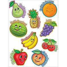 """Use these decorative pieces to dress up classroom walls and doors, label bins and desks, or accent bulletin boards. Includes 4 each of 9 designs for a total of 36 die cut pieces in a 7"""" x 8-1/2"""" packa"""