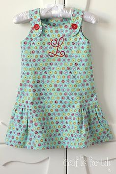 Seashore Dress from Oliver + S