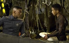 Will Smith's 'After Earth' Is No. 1 Overseas