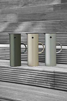 Stelton vacuum jug, best selling design by Erik Magnussen (1977) #danish #design stelton.com