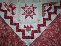"""Supergoof Quilts: """"Dame, Heer & Koekepeer"""""""