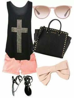 Summertime outfit from Rue21
