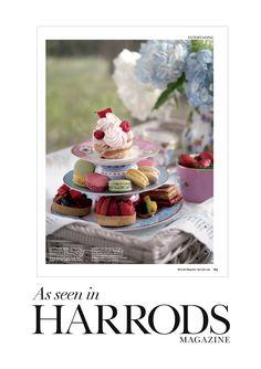 A Harrods #Jubilee #picnic