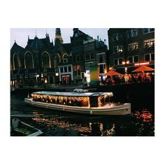 amsterdam, beautiful Amsterdam.