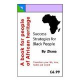 Success Strategies for Black People (Paperback)By Zhana