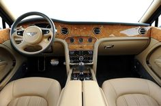 Marvelous Bentley Mulsanne Executive Interior   Google Search