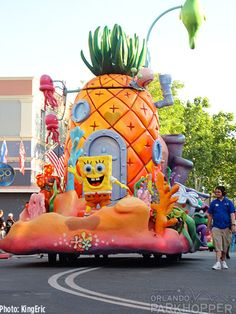 #SpongeBob. #Universal #Orlando
