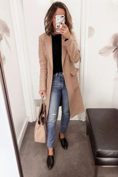90 Sophisticated Work Attire and Office Outfits for Women to Look Stylish and Chic - Lifestyle State Casual Work Outfits, Winter Outfits For Work, Mode Outfits, Work Casual, Work Attire, Casual Office, Winter Clothes, Office Style, Casual Fall