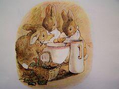 vintage peter rabbit