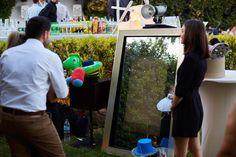 Ενοικίαση Mirror Photo booth   Εταιρικες εκδηλώσεις   Γάμος   Βάπτιση