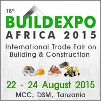 BuildExpo Africa 2015 – Gateway to East African Construction