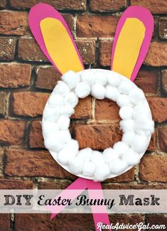 Easy Easter Crafts for Kids Paper Plate Crafts, Paper Plates, Easter Arts And Crafts, Easter Activities, Spring Activities, Diy Easter Decorations, Easter Holidays, Crafts To Do, Kids Crafts