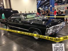 Dean Winchester's Baby at Comicpalooza #SPN #supernatural