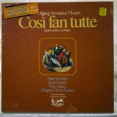 STILL-SEALED 3LP SUITNER ANNELIES BURMEISTER PETER SCHREIER THEO ADAM MOZART COSI FAN TUTTE GERMAN #EURODISC #Opera #audiophile #classicalmusic #records #vinylforsale #recordcollection #import #oop #rare #mint #stereo #analog #phonograph