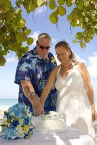 Cayman Wedding Ceremony