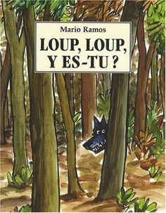 Amazon.fr - Loup, loup, y es-tu ? - Mario Ramos - Livres