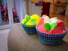 steam cakes :)