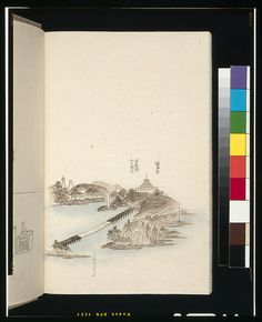 [View of Washington, D., copied from a sketch made by a member of the first Japanese delegation to the United States] Asia Continent, Heritage Month, Library Of Congress, Book Collection, Continents, Division, The One, American History, Washington