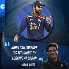Thoughts? 🤨#ViratKohli#BabarAzam Cricket Quotes, Virat Kohli, Famous Quotes, Baseball Cards, Thoughts, Sports, Famous Qoutes, Hs Sports, Sport