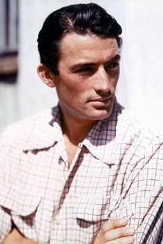 Anyone who grew up watching the Californian-based actor as Atticus Finch in the adaptation of To Kill a Mockingbird developed an understandable crush. (Even if you weren't seeing the movie until 1999 in high school English.)