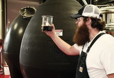 Although concrete fermentation tanks are new to the beer world, the vessel's use…