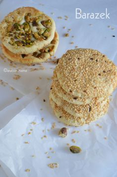 Syrian Barazek cookies | Arabianmama | Bloglovin'
