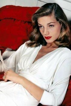 Lauren Bacall Poster Standup 4inx6in