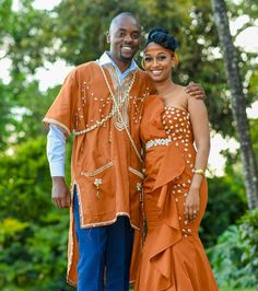 20 Traditional Wedding Dress Styles Around the World Kenyan Wedding, African Wedding Attire, African Attire, African Wear, African Weddings, African Style, African Women, African Traditional Wedding Dress, Traditional Dresses Designs