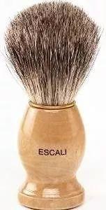 (1) Brocha Escali Cerdas Pelo De Tejon - $ 927,00 en Mercado Libre