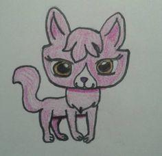Luna the cat by Saxie3toes.deviantart.com on @DeviantArt