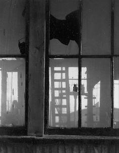 Ansel Adams: Window, Factory Building, San Francisco, California, 1959