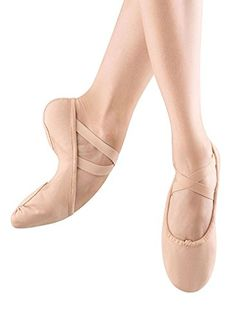 Bloch Womens Proflex Canvas Pink Ballet Flats 6 D *** Click image to review more details.(This is an Amazon affiliate link and I receive a commission for the sales)