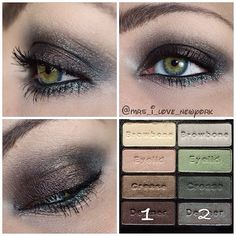 Wet N Wild Comfort Zone Palette Look