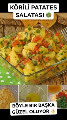 Curry Potato Salad Recipe How To? (A delicious salad) - potatoes - Curry Potato Salad Recipe How To? (A delicious salad) – potatoes – - Potato Recipes, Soup Recipes, Salad Recipes, Diet Recipes, Chicken Recipes, Recipes Dinner, Curry Potato Salad Recipe, Crab Stuffed Avocado, Cottage Cheese Salad