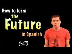 03 Spanish Lesson - Future (part 1) - YouTube